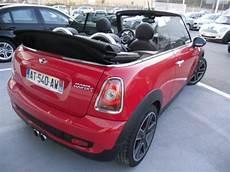 l occasion mini montpellier mini cooper s cabriolet 184ch