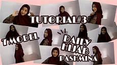 Tutorial 3 7 Model Daily Pashmina 2020