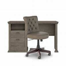 home office furniture walmart bush furniture yorktown 50w home office desk and chair set