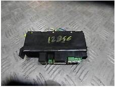 Nissan Note Fuse Box by Nissan Note Fuses Fuse Boxes For Sale Ebay