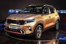 kia sonet suv india unveil live design features price variants and more news18