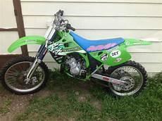 buy kx 125 kawasaki dirt bike on 2040 motos