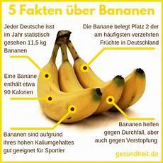 Wie Viele Kalorien Hat Eine Banane - banane kalorien n 228 hrwerte vitamine gesundheit de