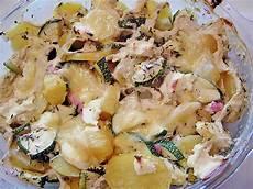 Kartoffel Zucchini Gratin Ein Tolles Rezept