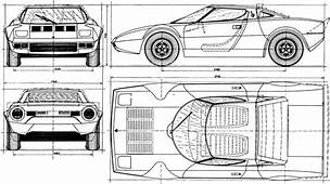 42 Best Car Blueprint Images On Pinterest  Cars Posters