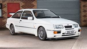 First Ever Ford Sierra Cosworth RS500 Goes Up For Auction