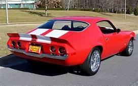 1971 Chevrolet Camaro  SS Pro