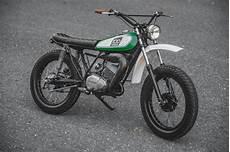 Yamaha Ag 175 Cafe Racer