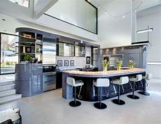 curved island kitchen designs fabulous curved kitchen islands that will the show