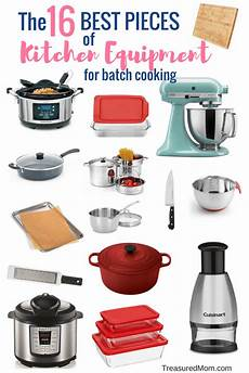 the best kitchen equipment for batch cooking treasured mom
