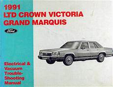 best auto repair manual 1990 mercury grand marquis lane departure warning 1991 lincoln town car ford crown victoria mercury grand marquis repair shop manual original