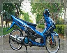 Mio Modif Trail Sederhana by 67 Gambar Modifikasi Motor Mio Soul Gt 125 Simple Standar
