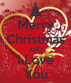 merry christmas and i love you poster max keep calm o matic