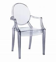 fauteuil louis ghost chaise louis ghost par philippe starck chaise acrylique