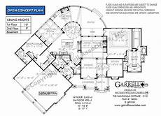 nantahala house plan nantahala cottage 14036 3110 garrell associates inc