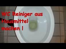 Wc Reiniger Aus Backpulver Selber Machen Toilette Mit