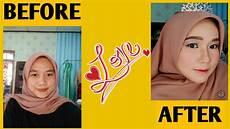 Transformation Makeup Wisuda Flawless Simple Dan Tahan