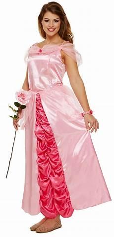 wars kinder kostüm damen rosa sleeping prinzessin m 228 rchen kost 252 m kleid