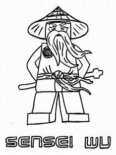 page lego ninjago coloring pages
