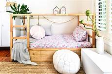 5 easy and stylish makeovers for the ikea kura bed s grapevine