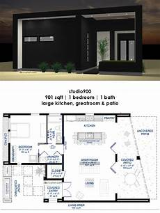 modern house plans with courtyard studio900 small modern house plan with courtyard 61custom