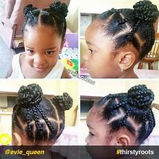 20 cute natural hairstyles for little girls kessys