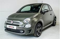 fiat 500 sport mycar be is the specialist in almost
