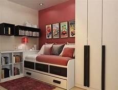 chambre ado petit espace idees rangement pour chambre visuel 1