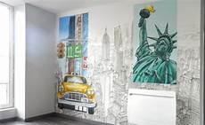 chambre enfant new york ambiance new york pour chambre d enfant par popek