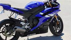 yamaha r6 team yamaha blue white explosive sound hd