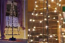 tisch weihnachtsbaum mit led