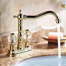 Bathroom Faucets Unique by Luxury Two Handles Centerset Bathroom Faucet Unique Polished