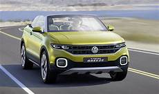 Vw T Cross 2018 Volkswagen Polo Inspired Suv Release