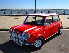 1975 Innocenti Mini Cooper 1300 Beautifully Restored