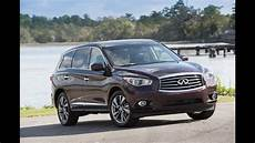 2013 infiniti jx35 crossover drive review with