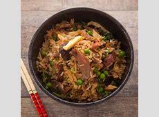 honey   garlic duck fried rice_image