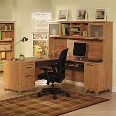 Bush Somerset Estate 71 In Computer Desk With Options