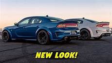 2020 dodge charger pack widebody official 2020 dodge charger widebody pack hellcat