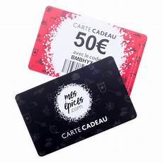 Carte Cadeau 50 Mes Id 233 Es Cadeaux Mes 201 Pices
