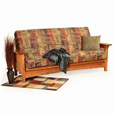 mission futon mission futon amish mission futon country furniture