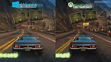 Burnout Paradise Vs Remastered Pc Vs Xbox One X 1080p