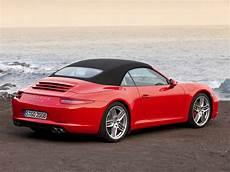 Porsche 911 S Cabriolet 991 Specs Photos