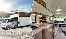 Mobile Garage New Zealand by Morelo Empire Liner A Luxury Motorhome Featuring