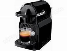 Magimix 11350 M 105 Inissia Noir Pas Cher Nespresso
