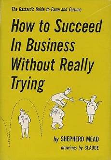 how to succeed in business without really trying wikipedia