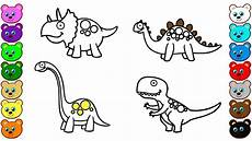 dinosaurs for colouring pages for toddlers