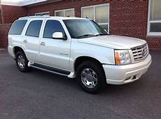 automobile air conditioning repair 2003 cadillac escalade user handbook purchase used 2003 cadillac escalade pearl white awd chrome abosolutely mint serviced look in