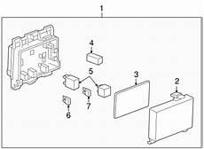 fuse box 2008 pontiac g6 oem fuse relay for 2008 pontiac g6 gmpartscenter net