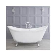 freistehende badewanne an die wand stellen freistehende vorwand badewanne zum anlehnen an die wand auswahl an f 252 223 en