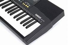 yamaha psr 210 keyboard 61 tasten anschlagdynamik 100